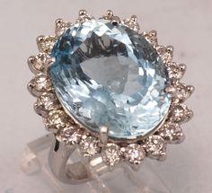 aquamarine jewelry - Google Search