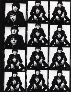 John and Paul by David Bailey