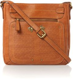 Nica Judy tan cross body bag sur shopstyle.fr