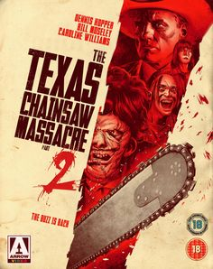 The Texas Chainsaw Massacre 2 by Justin Erickson