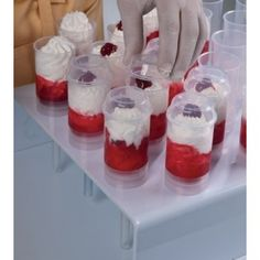 Wholesale Push Pop Cake Containers