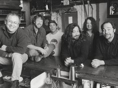Widespread Panic (WSP) when Mikey was still with us.