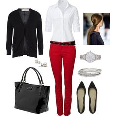 Today, created by bluehydrangea on Polyvore
