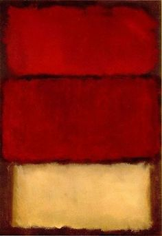 """""""Art to me is an anecdote of the spirit, and the only means of making concrete the purpose of its varied quickness and stillness.""""   ~ Mark Rothko Creative Inspiration 