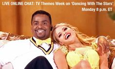 FAN CHAT: TV Themes on Dancing With The Stars, 8p ET w/ judge  @alfonso_ribeiro http://po.st/iQU92X @dancingabc