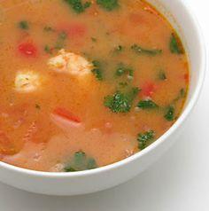 Jamaican Fish Soup Recipe | Brazilian shrimp soup recipe - Eat this.