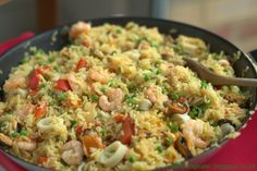 SlimmingEater: The perfect paella