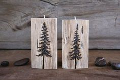 Wood Burning Tree ~ NesGamE for .