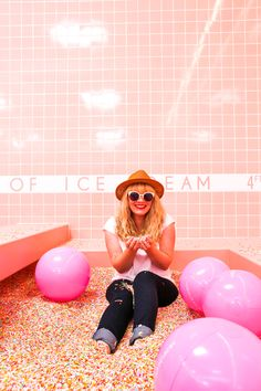 Museum of Ice Cream // Salty Canary