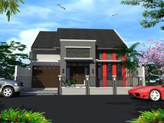 Ini Dia Gambar Desain Rumah Minimalis Terbaru Paling Update - Berbicara tentang gambar rumah minimalis, tentu saja kita akan fokus pada desain nya yang memang paling sering dicari oleh masyarakat. Dibandingkan dengan desain pintu, desain kamar dan lain nya, desain rumah adalah yang paling penting karena rumahlah yang akan terlihat bagus dari depan nya, dan