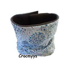 Snood enfant liberty adelajda bleu doublé polaire gris : Mode filles par crocmyys