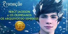 Promoção Percy Jackson - 2010