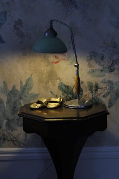 Bedroom | Wallpaper Faded Passion | Sandberg Wallpaper