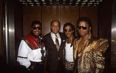 Tito, Marlon & Randy Jackson Randy Jackson, Jackson Family