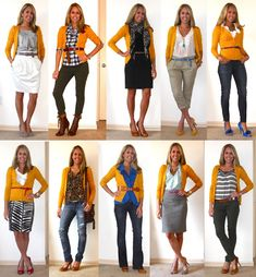 Guest Blogger - J | work your closet