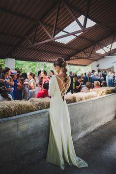 La coleta burbuja es el peinado de moda entre novias e invitadas. Dicen que  fue la Reina Letizia la pionera pero las que tenéis Instagram c82831ebdcde