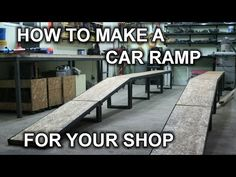 Another Day Another Project: Building My Car Ramp