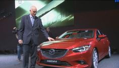The 2014 Mazda6 sedan and Mazda6 Wagon are being displayed at the Paris Motor Show 2012 while they will be arriving in dealer showrooms across Europe later this year. Mazda6 sedan is sportier with a lighter chassis that offers better handling and performance while the