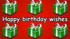 Ευχηθείτε στους αγαπημένους σας για τα γενεθλιά τους στα αγγλικά! #happybirthday #ευχες #ευχη #εορτολογιο #χρονιαπολλα Happy Birthday Wishes, Happy Bday Wishes, Birthday Wishes Greetings, Happy Birthday Greetings