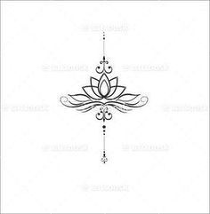 Lotus Flower ❥❥❥ https://tattoosk.com/lotus-flower