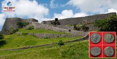 Moedas de cobre do Império Romano foram achadas nas ruínas de um castelo em Okinawa, representando a primeira descoberta do tipo no Japão.