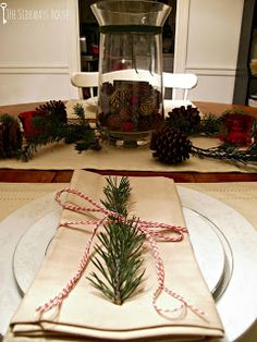 The Sideways House: Our 2013 Holiday Home Tour