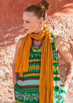 """""""Medina"""" dress – Skirts & dresses – GUDRUN SJÖDÉN – Webshop, mail order and boutiques 