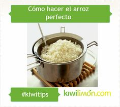 Cómo hacer el Arroz Perfecto. Recipies, Mexican, Food, Healthy Recipes, Dishes, How To Make, Tips, Recipes, Rezepte