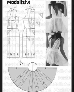 Amazing Sewing Patterns Clone Your Clothes Ideas. Enchanting Sewing Patterns Clone Your Clothes Ideas. Dress Sewing Patterns, Sewing Patterns Free, Clothing Patterns, Wedding Dress Patterns, Fashion Sewing, Diy Fashion, Ideias Fashion, Diy Clothing, Sewing Clothes