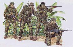 Vietnam Era US Navy Seals, vietnam veteran news, mack payne