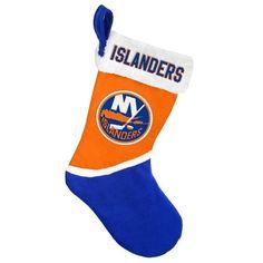 800dc5cd232 New York Islanders 2015 NHL Hockey Team Logo Basic Holiday Stocking