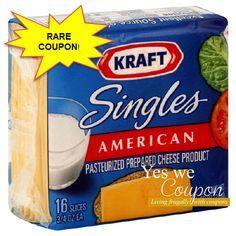 HOT *Rare* Kraft Slices Coupon! -  Use At Dollar General, Publix & More! - http://yeswecoupon.com/hot-rare-kraft-slices-coupon-use-at-dollar-general-publix-more/