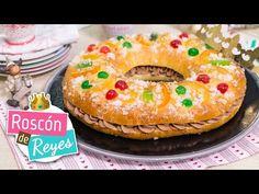 Roscón o Rosca de Reyes fácil | Sin amasadora y sin masa madre | Quiero Cupcakes! - YouTube