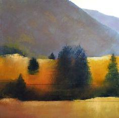 New Hampshire #4, Acrylic, Irma Cerese ($1,800)