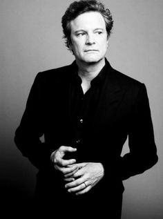 Colin Firth.....some men just get better and better