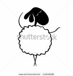 Sheep by START-ART, via Shutterstock
