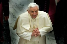 Smiling Pope Benedict XVI...the absolute best :)