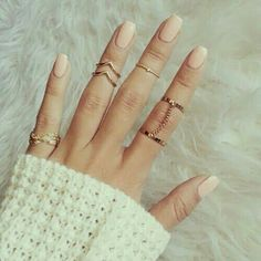 Nails + Nude = Love