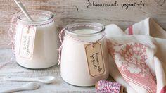 Domáci jogurt