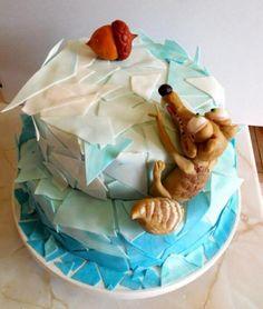 Ice Age Torte - Win Bild