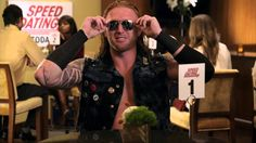 Speed dating commercial wwe wrestlers