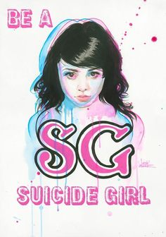 Bucket List : Be a Suicide Girl