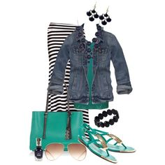 Cute Jean Outfits Ideas | Cute Outfit Ideas of the Week – Edition #9 | Mom Fashion | Fashion ...