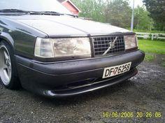 Volvo 940 R-bumper