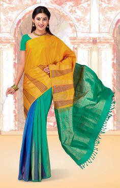 Soft Silk Saree - PAD-125
