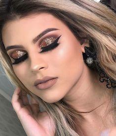Beauty Makeup, Eye Makeup, Hair Makeup, Best Makeup Products, Mascara, Curly Hair Styles, Halloween Face Makeup, Amazing Makeup, Stunning Eyes