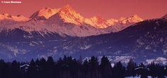 Crans Montana, Switzerland. Been there love it!