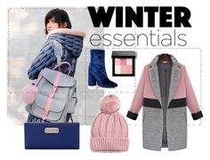 """Winter essentials"" by grafea-jp on Polyvore featuring E L L E R Y, Bobbi Brown Cosmetics and Marc by Marc Jacobs"