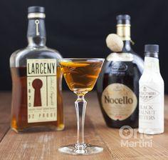 bourbon nocello cocktail