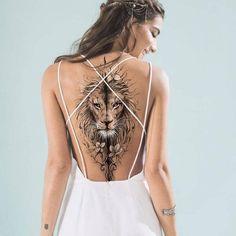 -- Super sexy tattoo design for woman to be more charming, side boob tattoo ideas, thigh tattoo ideas, unique tattoo de Leo Tattoos, Girl Tattoos, Sleeve Tattoos, Tattoos For Women, Tatoos, Rad Tattoo, Side Boob Tattoo, Tattoo Wave, Tattoo Moon